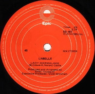 LABELLE  -   Lady Marmalade/ Space children (G81300/7s)