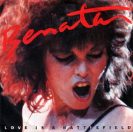 BENATAR,PAT  -   Love is a battlefield/ Hell is for children (live version) (G8140/7s)