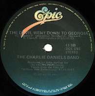 CHARLIE DANIELS BAND  -   The devil went down to Georgia/ Rainbow ride (G81103/7s)