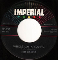DOMINO,FATS  -   Whole lotta loving/ Coquette (G81173/7s)