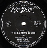 HODGES,EDDIE  -   I'm gonna knock on your door/ Ain't gonna wash for a week (G81256/7s)