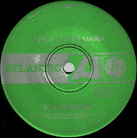 GREAVES,R.B.  -   Take a letter Maria/ Big bad city (G81236/7s)