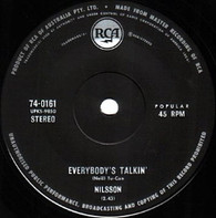 NILSSON  -   Everybody's talkin'/ Rainmaker (G81388/7s)