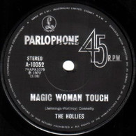 HOLLIES  -   Magic woman touch/ Indian girl (G81258/7s)