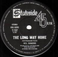 DIAMOND,NEIL  -   The long way home/ Monday, Monday (G81166/7s)