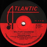 NASH,GRAHAM  -   Military madness/ Sleep song (G81381/7s)