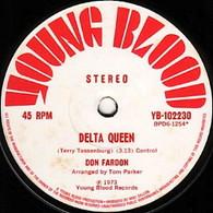 FARDON,DON  -   Delta queen/ Hometown baby (G81199/7s)