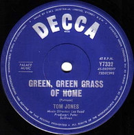 JONES,TOM  -   Green, green grass of home/ If I had you (82244/7s)