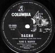 MARVIN,HANK  -   Sacha/ Goodnight Dick (82290/7s)
