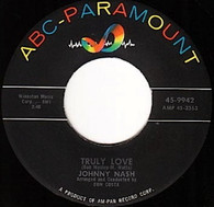 NASH,JOHNNY  -   Truly love/ You're looking at me (82318/7s)