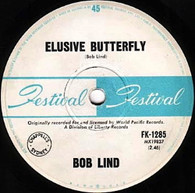 LIND,BOB  -   Elusive butterfly/ Cheryl's goin' home (82268/7s)