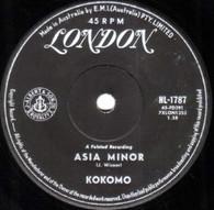 KOKOMO  -   Asia minor/ Roy's tune (82257/7s)
