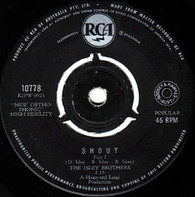 ISLEY BROTHERS  -   Shout (part 1)/ Shout (part 2) (G83234/7s)