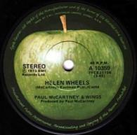MCCARTNEY,PAUL & WINGS  -   Helen wheels/ Country dreamer (G83312/7s)