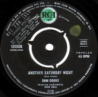 COOKE,SAM  -   Another saturday night/ Love will find a way (G83100/7s)