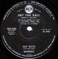 GRAPEFRUIT  -   Deep water/ Come down to the station (G84187/7s)