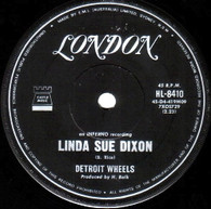 DETROIT WHEELS  -   Linda Sue Dixon/ Tally ho (8588/7s)