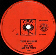 HEAD,ROY & THE TRAITS  -   Treat her right/ So long, my love (85124/7s)