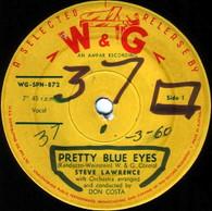 LAWRENCE,STEVE  -   Pretty blue eyes/ You're nearer (85165/7s)