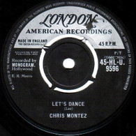 MONTEZ,CHRIS  -   Let's dance/ You're the one (85186/7s)