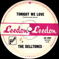 DELLTONES  -   Tonight we love/ Don't you dare (G66211/7s)