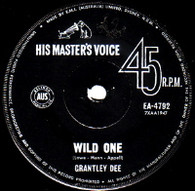 DEE,GRANTLEY  -   Wild one/ You thrill me (G68143/7s)