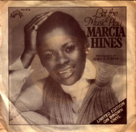 HINES,MARCIA  -   Let the music play/ Empty (G68273/7s)