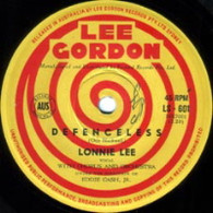 LEE,LONNIE  -   I found a new love/ Defenceless (G74309/7s)