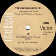 HAWKING BROTHERS  -   He/ Good morning Australia (G75170/7s)