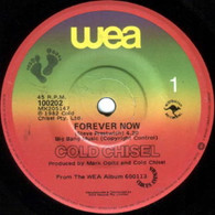 COLD CHISEL  -   Forever now/ Bow river (G7651/7s)