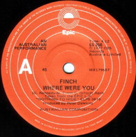 FINCH  -   Where were you/ Leave the killing to you (G7686/7s)