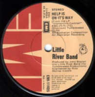 LITTLE RIVER BAND  -   Help is on it's way/ Changed and different (G77297/7s)