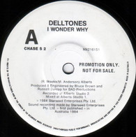 DELLTONES  -   I wonder why/ Hit and run love (G78121/7s)