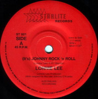 LEE,LONNIE  -   (It's) Johnny rock 'n' roll/ (I'm) holding on (G78254/7s)