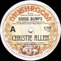 ALLEN,CHRISTIE  -   Goose bumps/ Ships that pass through the night (G789/7s)