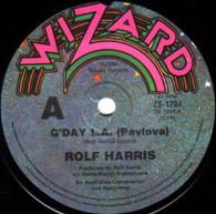 HARRIS,ROLF  -   G'day L.A. (Pavlova)/ Jumbuck (G79222/7s)