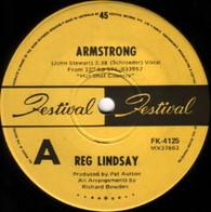LINDSAY,REG  -   Armstrong/ Goodbye swingers (G81321/7s)
