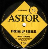 FLINDERS,MATT  -   Picking up pebbles/ Susan walks away (G81209/7s)