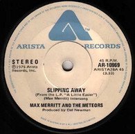 MERRITT,MAX & METEORS  -   Slipping away/ I keep forgettin' (G81357/7s)