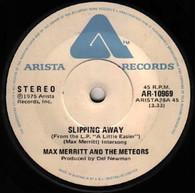 MERRITT,MAX & METEORS  -   Slipping away/ I keep forgettin' (G81357/7s)