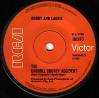 BOBBY & LAURIE  -   The Carroll County accident/ A hole in the ground (G8152/7s)