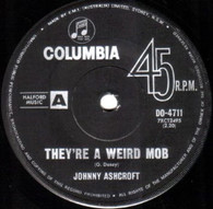 ASHCROFT,JOHNNY  -   They're a weird mob/ Big country (G8228/7s)