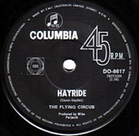 FLYING CIRCUS  -   Hayride/ Early morning (G84165/7s)