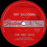 DEE JAYS  -   Toy balloons/ Off shore (G66206/7s)