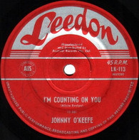 O'KEEFE,JOHNNY  -   I'm counting on you/ Right now! (G80357/7s)