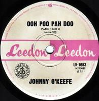 O'KEEFE,JOHNNY  -   Ooh poo pah doo/ Ecstacy (G80359/7s)