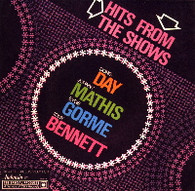 VARIOUS  -  HITS FROM THE SHOWS Matchmaker, matchmaker (Eydie Gorme)/ Getting to know you (Doris Day)/ The sound of music (Johnny Mathis)/ If I ruled the world (Tony Bennett)  (G43482/7EP)