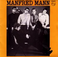 MANFRED MANN  -   Ha ha said the clown/ My name is Jack/ Fox on the run/ Mighty Quinn (681122/7EP)