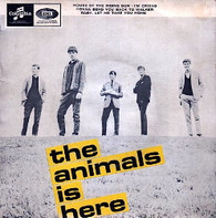 ANIMALS  -  ANIMALS IS HERE  (G79638/7EP)