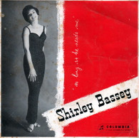 BASSEY,SHIRLEY  -  AS LONG AS HE NEEDS ME As long as he needs me/ Count on me/ With these hands/ If you love me (G81626/7EP)